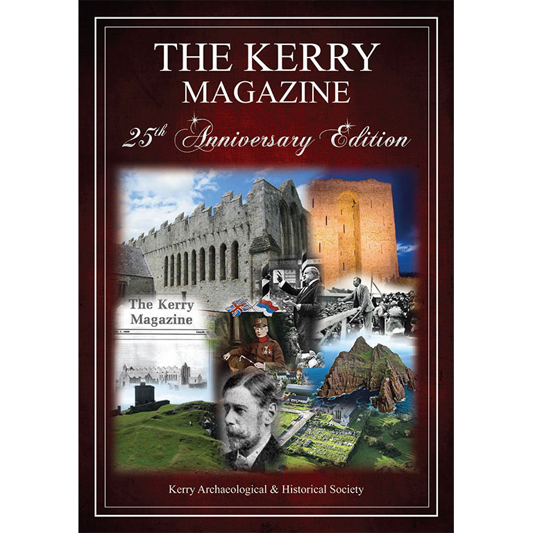 The Kerry Magazine – Issue 25 (2015)