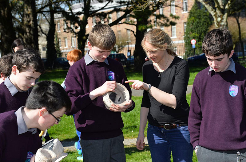 kerry young archaeologists