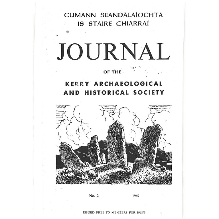Kerry Archaeological Society Journal - 1969