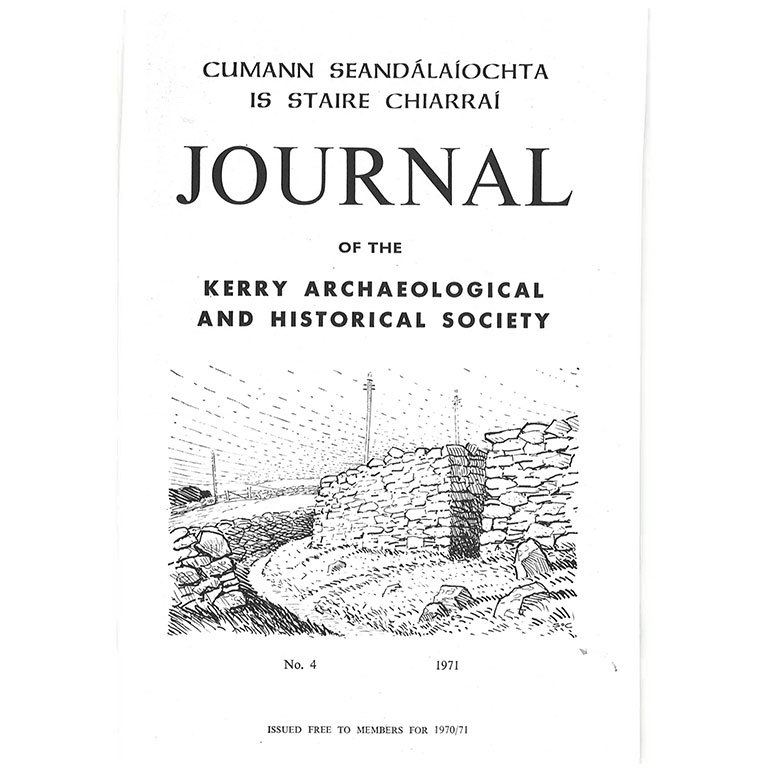 Kerry Archaeological Society Journal - 1971