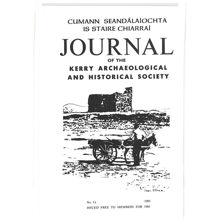 Kerry Archaeological Society Journal - 1981