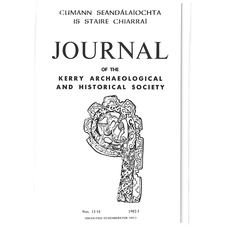 Kerry Archaeological Society Journal - 1982