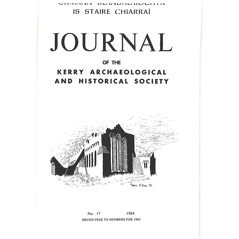 Kerry Archaeological Society Journal - 1984