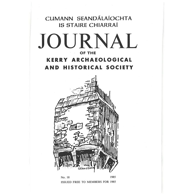 Kerry Archaeological Society Journal - 1985