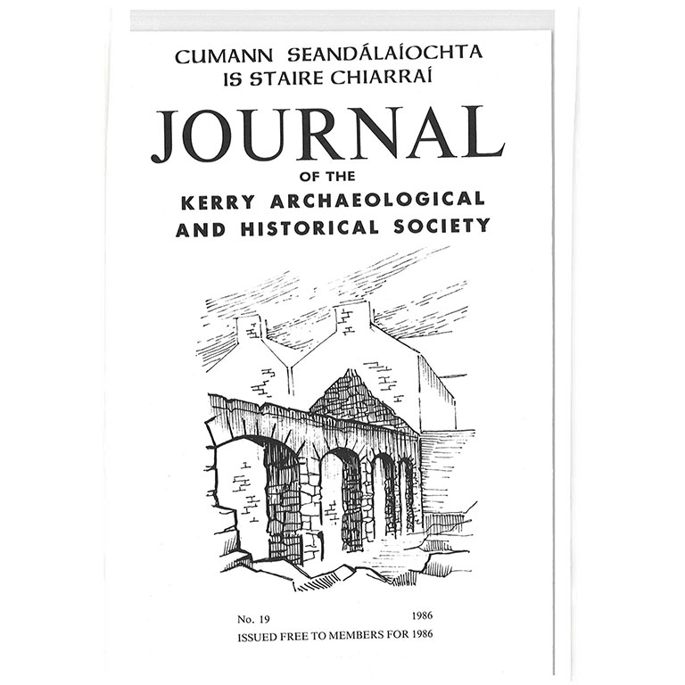 Kerry Archaeological Society Journal - 1986