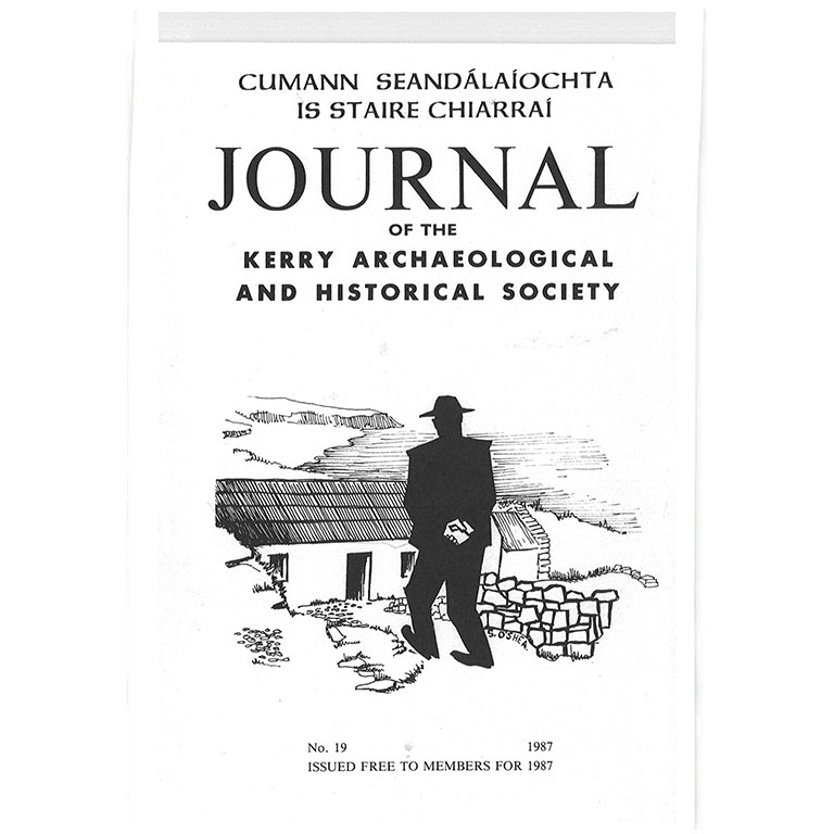 Kerry Archaeological Society Journal - 1987