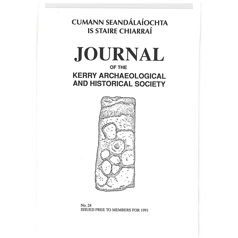Kerry Archaeological Society Journal - 1991