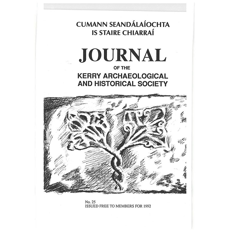 Kerry Archaeological Society Journal - 1992