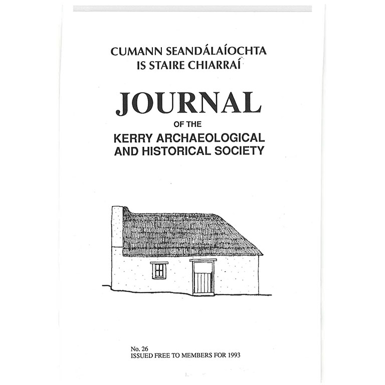 Kerry Archaeological Society Journal - 1993
