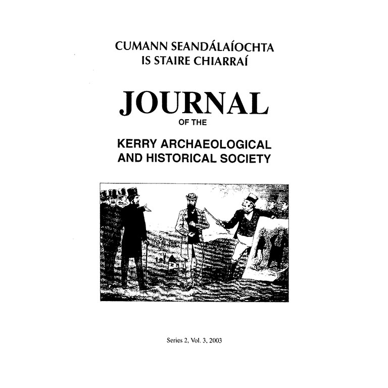 Kerry Archaeological Society Journal - 2003