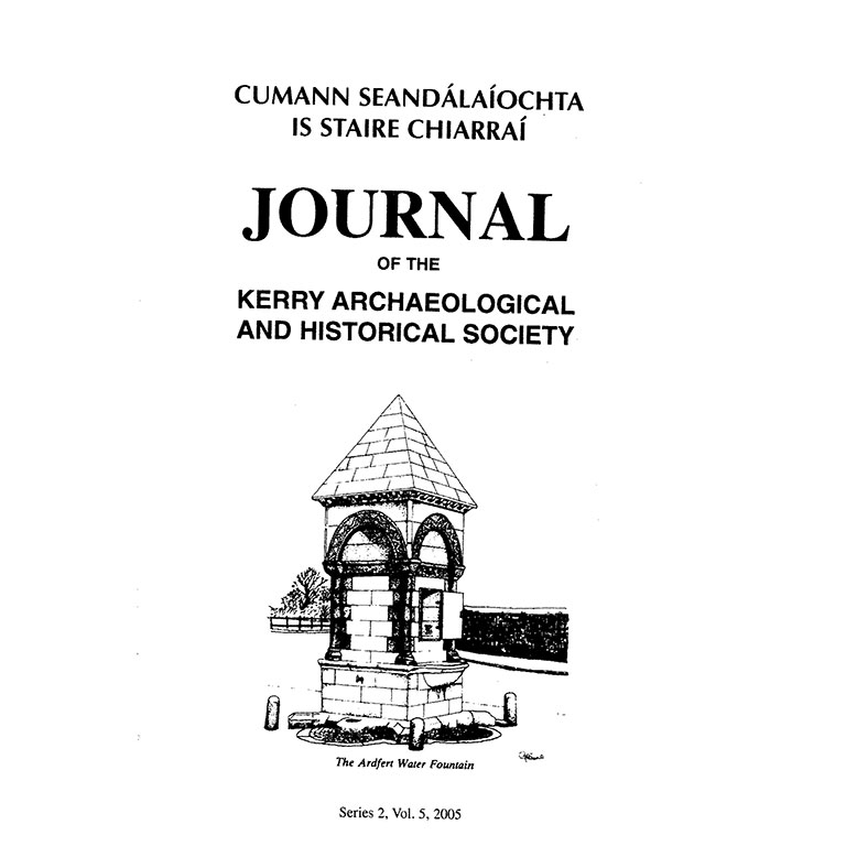 Kerry Archaeological Society Journal - 2005