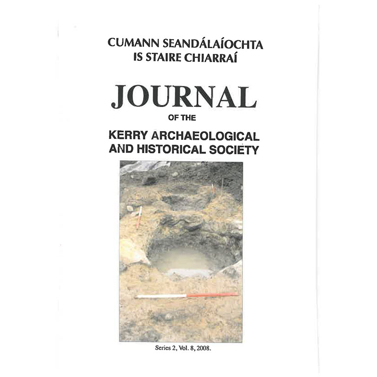 Kerry Archaeological Society Journal - 2008