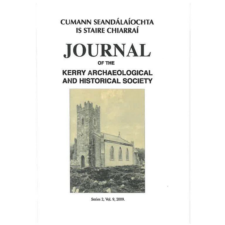 Kerry Archaeological Society Journal - 2009