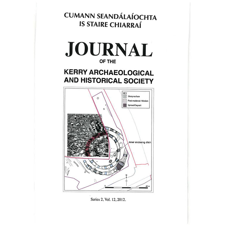 Kerry Archaeological Society Journal - 2012
