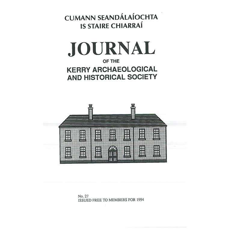 Kerry Archaeological Society Journal - 1994