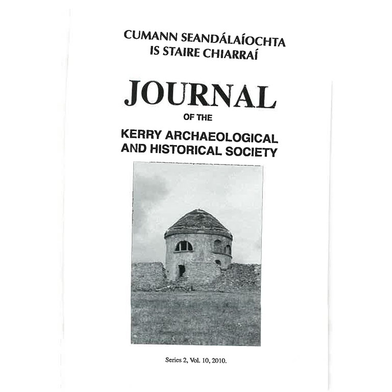 Kerry Archaeological Society Journal - 2010