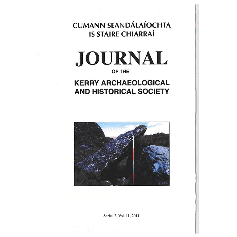 Kerry Archaeological Society Journal - 2011