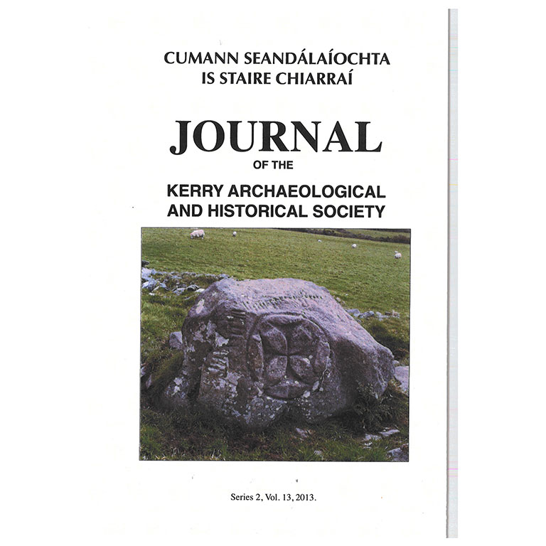 Kerry Archaeological Society Journal - 2013