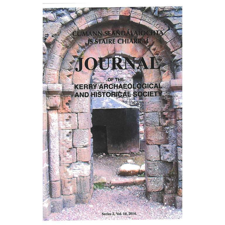 Kerry Archaeological Society Journal - 2014