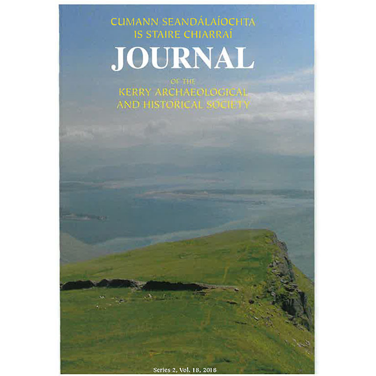 Kerry Archaeological Society Journal - 2018