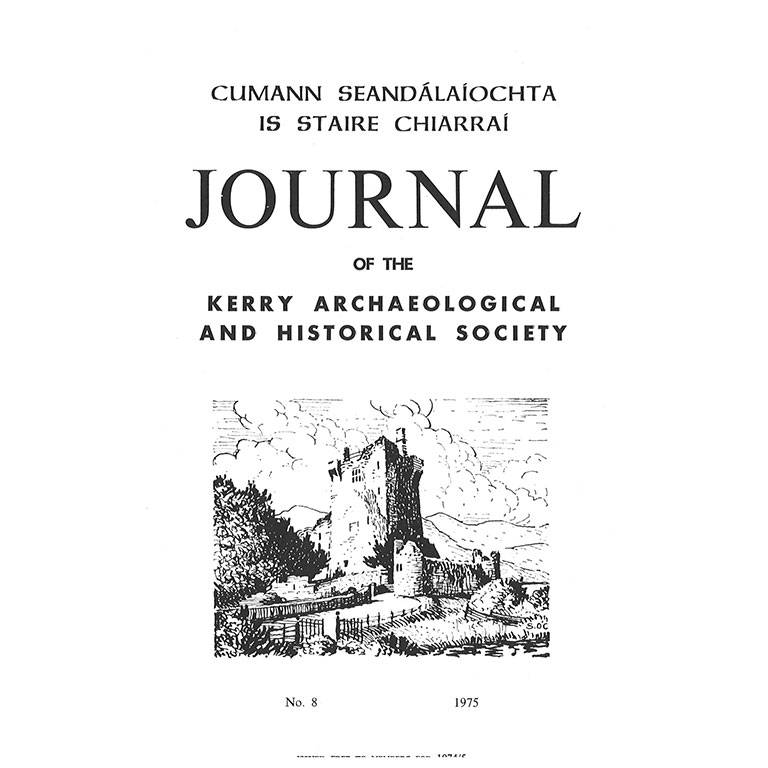 Kerry Archaeological Society Journal - 1975