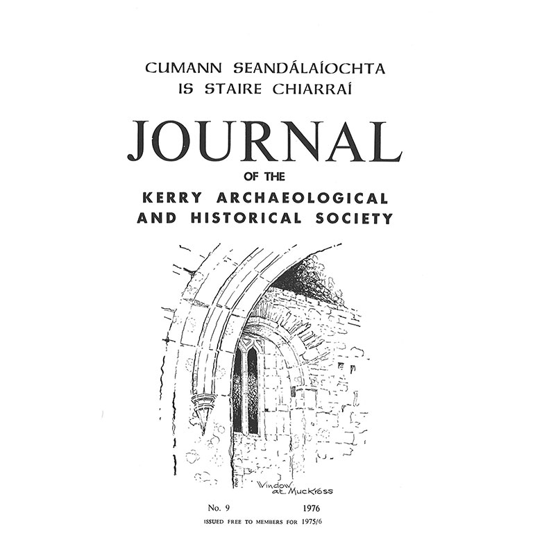Kerry Archaeological Society Journal - 1976