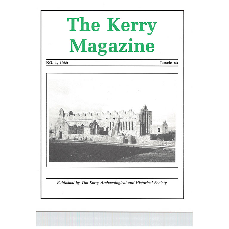 The Kerry Magazine – Issue 1 (1989)