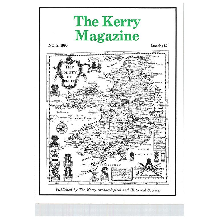 The Kerry Magazine – Issue 2 (1990)