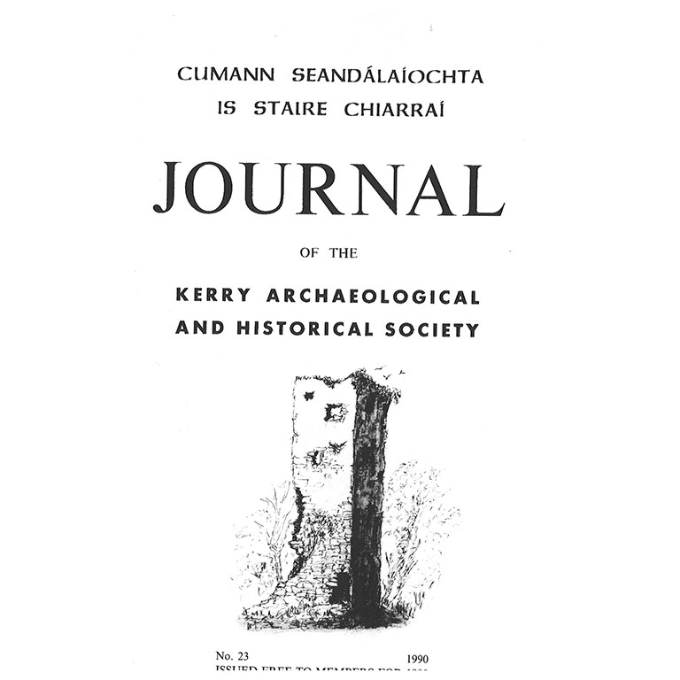 Kerry Archaeological Society Journal - 1990