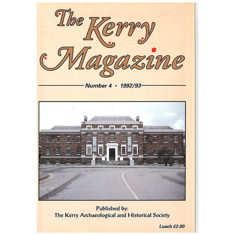 The Kerry Magazine – Issue 4 (1992-1993)
