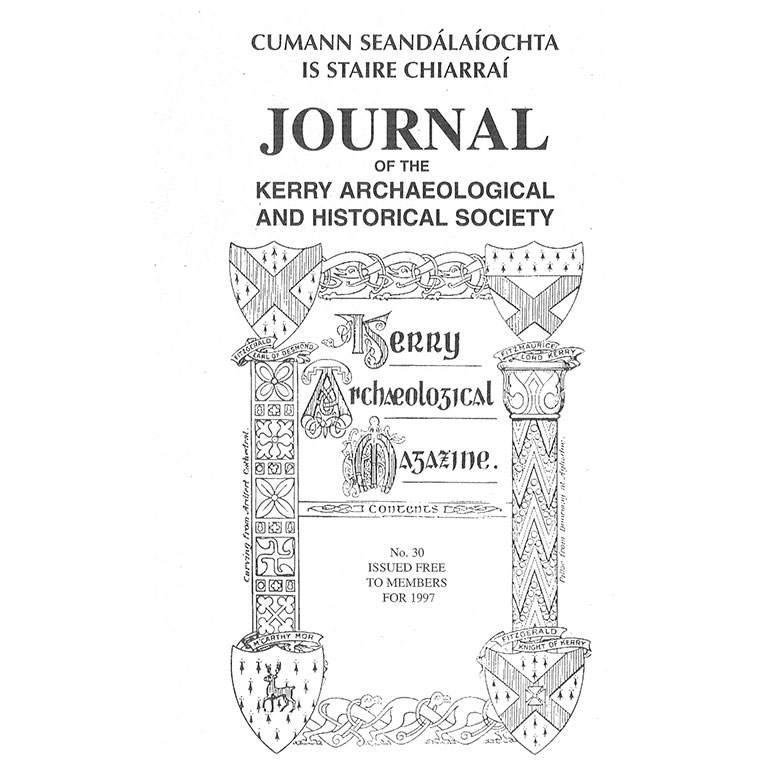 Kerry Archaeological Society Journal - 1997