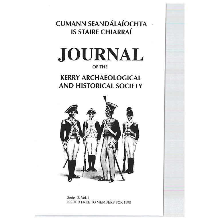 Kerry Archaeological Society Journal - 1998