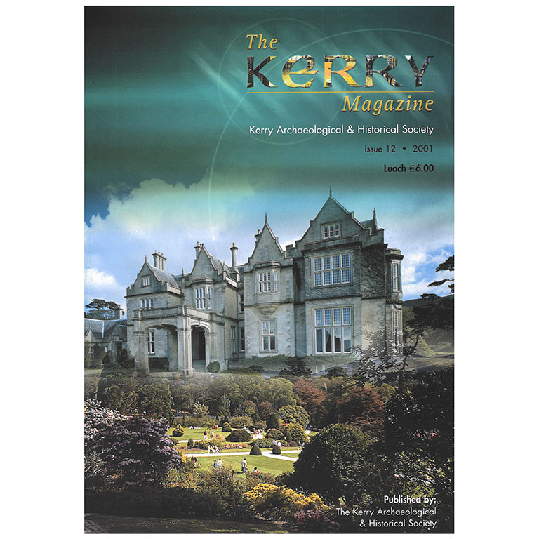 The Kerry Magazine – Issue 12 (2001)