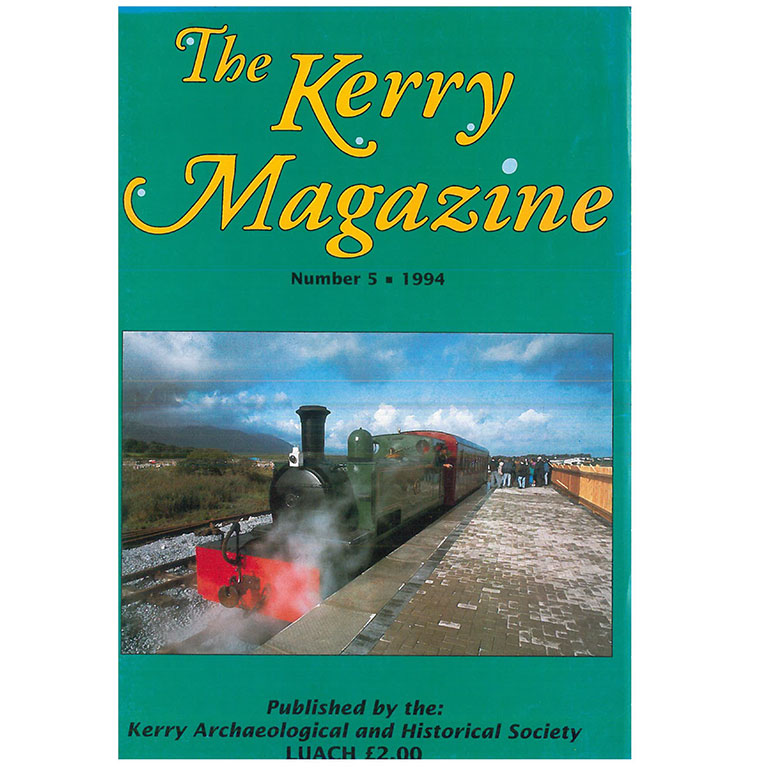 The Kerry Magazine – Issue 5 (1994)