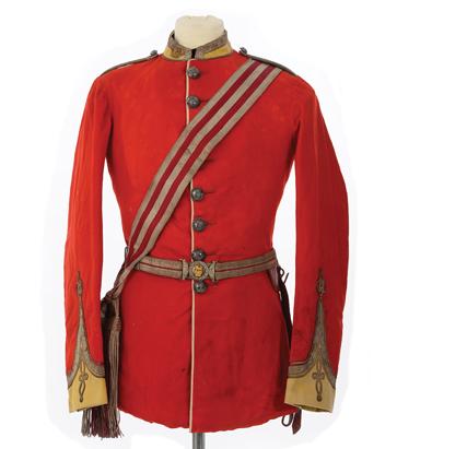 Kerry Militia Uniform
