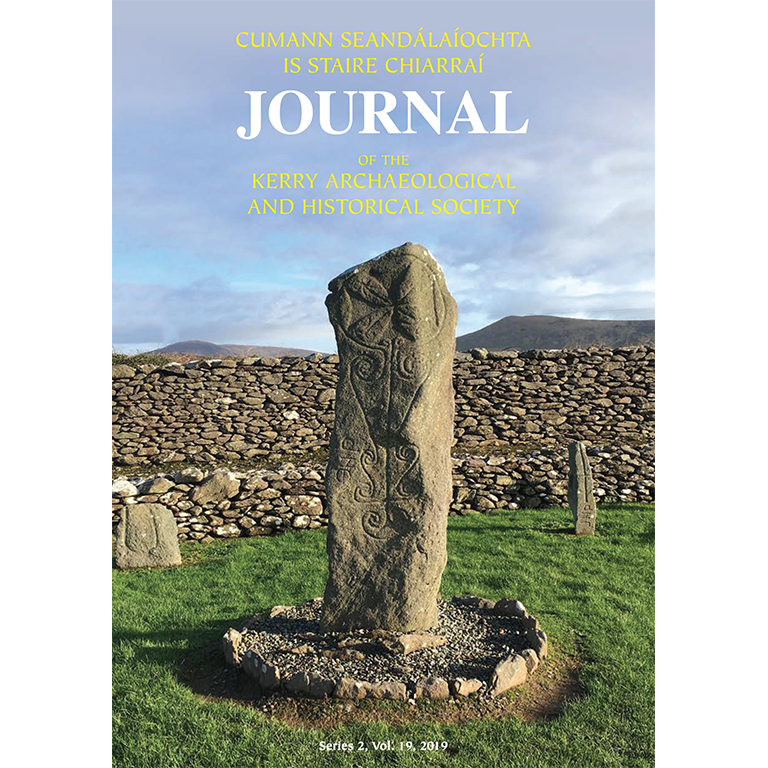 Kerry Archaeological Society Journal - 2019